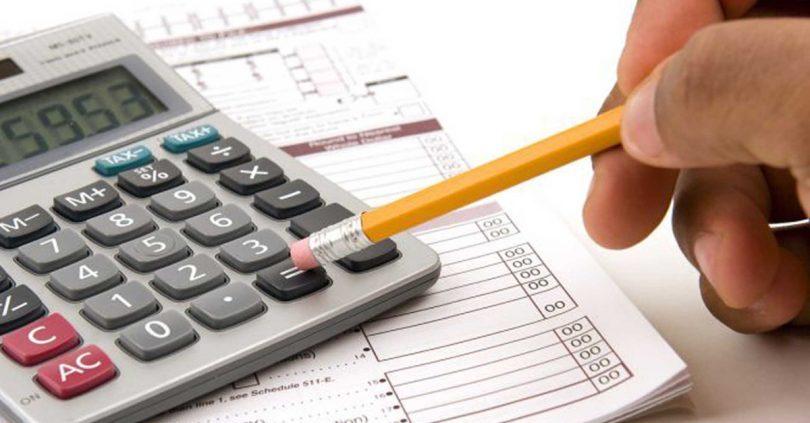 Declaración de la renta gastos