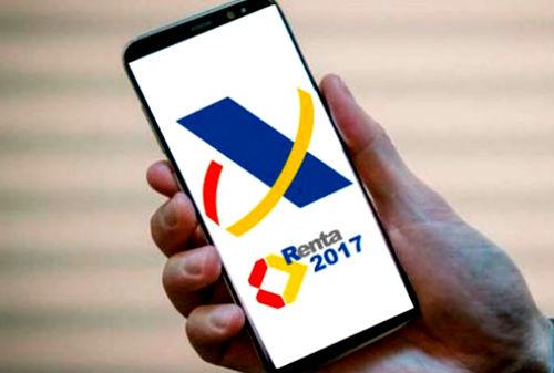 renta 2017 teléfono cita previa declaración renta