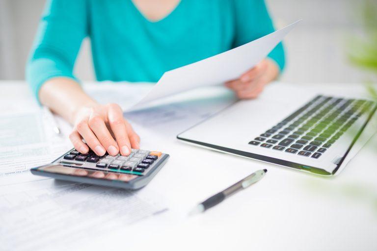 Declaración renta cálculos gastos