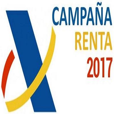 Declaración de la renta campaña 2017